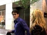 SNTV - Charlie Sheen arrested for domestic violence