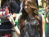 SNTV - Miley Cyrus dishes