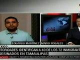 Tamaulipas es asediada por el narcotráfico