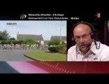 Laurent Fignon craque sur France 2 [Hommage au champion]