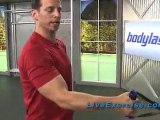Resistance Bands - One Arm Back Row - Back Workout