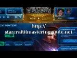 Starcraft 2 gameplay- Terran, Protoss, and Zerg.