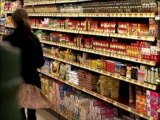 SNTV - Exklusiv: Stars im Supermarkt