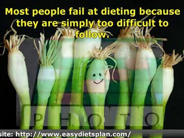 Easy Diets Plan