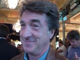 François Cluzet, les femmes et le vin