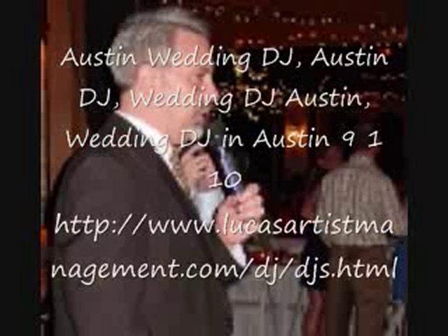 Austin Wedding DJ, Austin DJ, Wedding DJ Austin, Wedding DJ