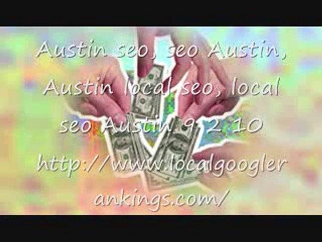 Austin seo, seo Austin, Austin local seo, local seo Austin 9
