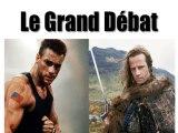 Van Damme vs Lambert