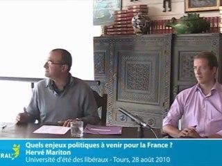 Quels enjeux politiques à venir pour la France ?