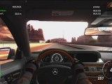 Forza Motorsport 3 - Mercedes CL 65 AMG vs Mercedes C63 AMG