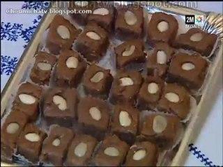 Halawiyate tunisienne Basboussa