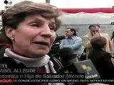 Pueblo Chileno rinde homenaje a Salvador Allende