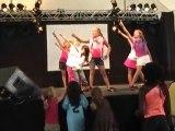 Spectacle de danse hip hop (terrain de jeux 2010
