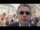 Poitiers - 04/09/2010 - Manif citoyenne - Alain Claeys