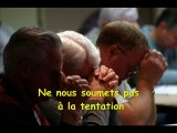"""Louange chrétienne """"Notre Père"""" d'EXO"""