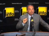 Jean François Copé,  06 09 2010 , France Info