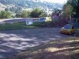 Course de Côte de Saint Savin 2010 - 2ème montée d'essai