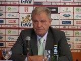 EURO 2012, KZŠ Karadžić pred meč sa Slovenijom