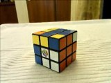 Stop Motion Rubik's Cube - How To Solve A Rubik's Cube