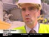 Lyon : le chantier du tunnel de la Croix-Rousse avance !