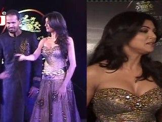 Hot Sushmita Sen Goes Nude In Public!!!!