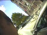 Super Titi arrose une conductrice à Grenoble !
