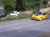 Course de Côte de Saint Savin 2010 - 1ère montée de course