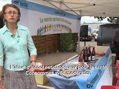 Consommer juste - L'Opération Solidarité Beaujolais