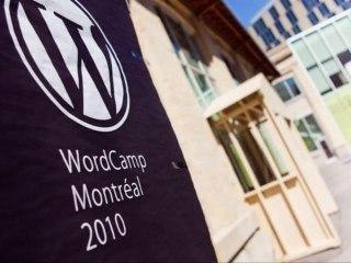 Debriefing Wordcamp Montreal 2010