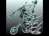 Geschenke fuer Biker - Harley-Schraubenkerle