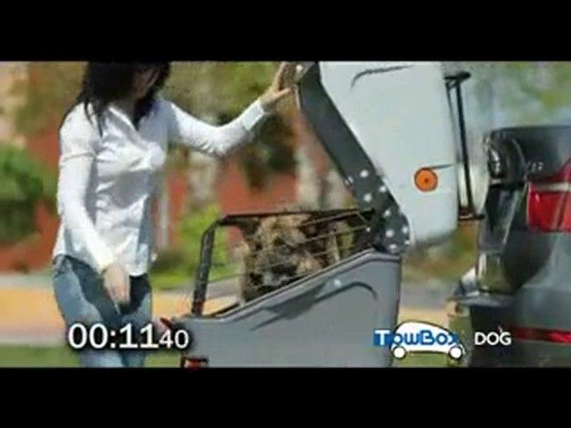 TowBox Dog - caisse de transport multifonction