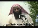 """Wahhabi Abu Khadijah - """"I am Salafi - Your are Wahhabi!!!"""""""