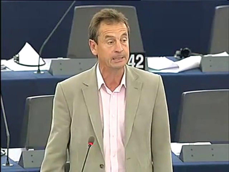 Chris Davies on Israeli NGOs