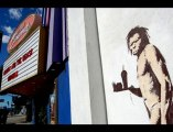 Banksy(Guerilla Art)&Mohsen namjoo