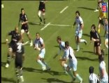 CSBJ rugby - Aviron Bayonnais