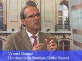 Vincent Guenzi Directeur de la Stratégie Cholet Dupont