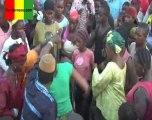 Wandara Barry  Artiste chanteur  de la  musique guinéenne.