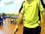 2010 - tournoi d'Amiens - Dimitri en difficulté