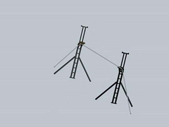 Chevalets pour fil à ancrer - FSMS05