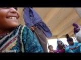 Des réfugiés pakistanais vont fêter l'Aïd dans leur camp