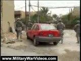 Military War Videos: Troops Patrolling Baghdad