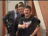 Hatton 'devastated' after cocaine allegations