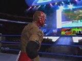 Rey Mysterio Entrance & Finisher - WWE SvR 2011