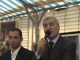 Ferhat Mehenni parle de la Kabylie - Fête de l'Huma