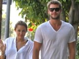 SNTV - Miley Cyrus and Liam Hemsworth back on?
