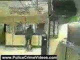 Police Crime Videos: Failed Bank Robbery