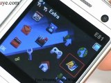 E81 Quad Band Dual SIM Cool Flip Phone White with ...