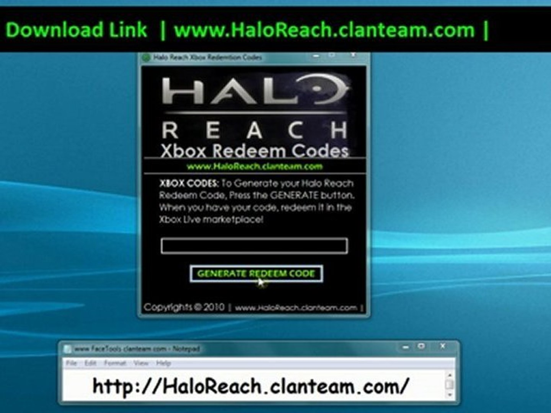 Halo Reach Xbox 360 Crack + Free Codes for Halo Reach Xbox