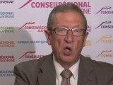René Souchon répond aux Auvergnats - 13 septembre 2010