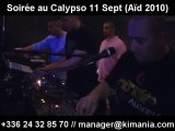 Soiree Calypso DJ KIM & DJ GOLDFINGERS Sam 11 Sept 2010